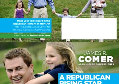 rjd group - Political - James R Comer - A Republican Rising Star - Mail