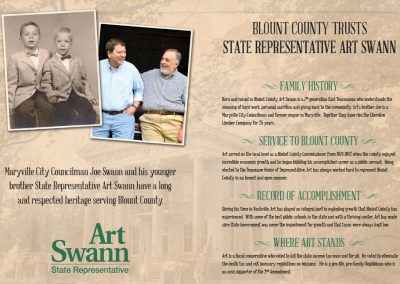 rjd group - Political - Art Swann - Blount County Trusts - Mail