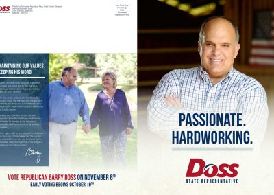 rjd group - Political - Doss - Passionate. Hardworking. - Mail
