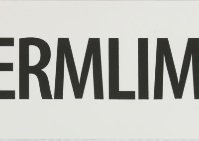 Term Limits Bumper Sticker