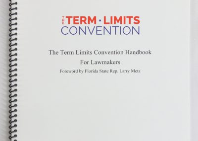 Term Limits Convention Handbook
